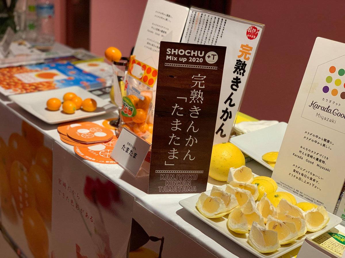 宮崎焼酎テイスティング,特産品