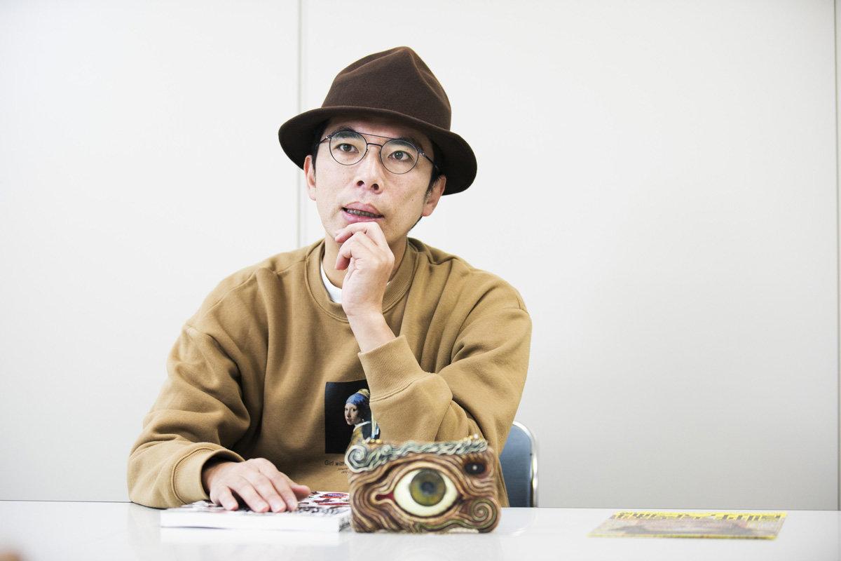 片桐仁,インタビュー