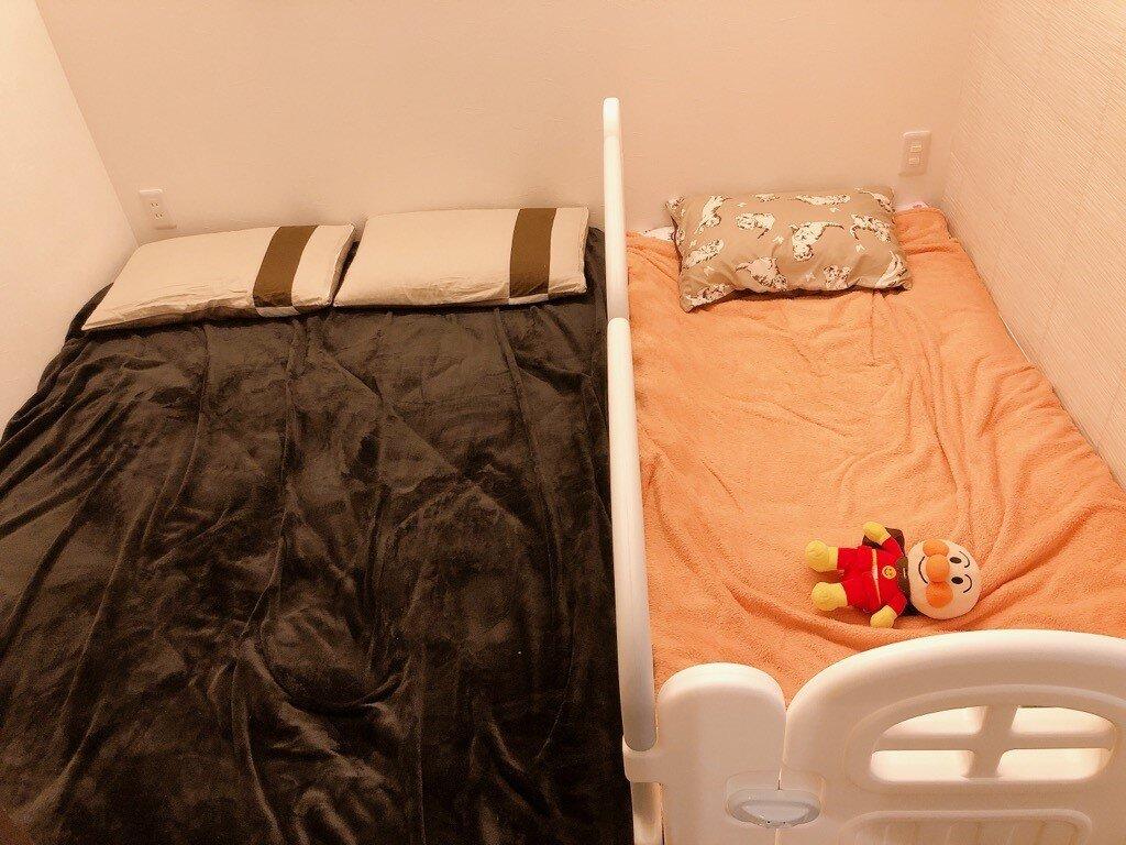 なし ベビー ベッド