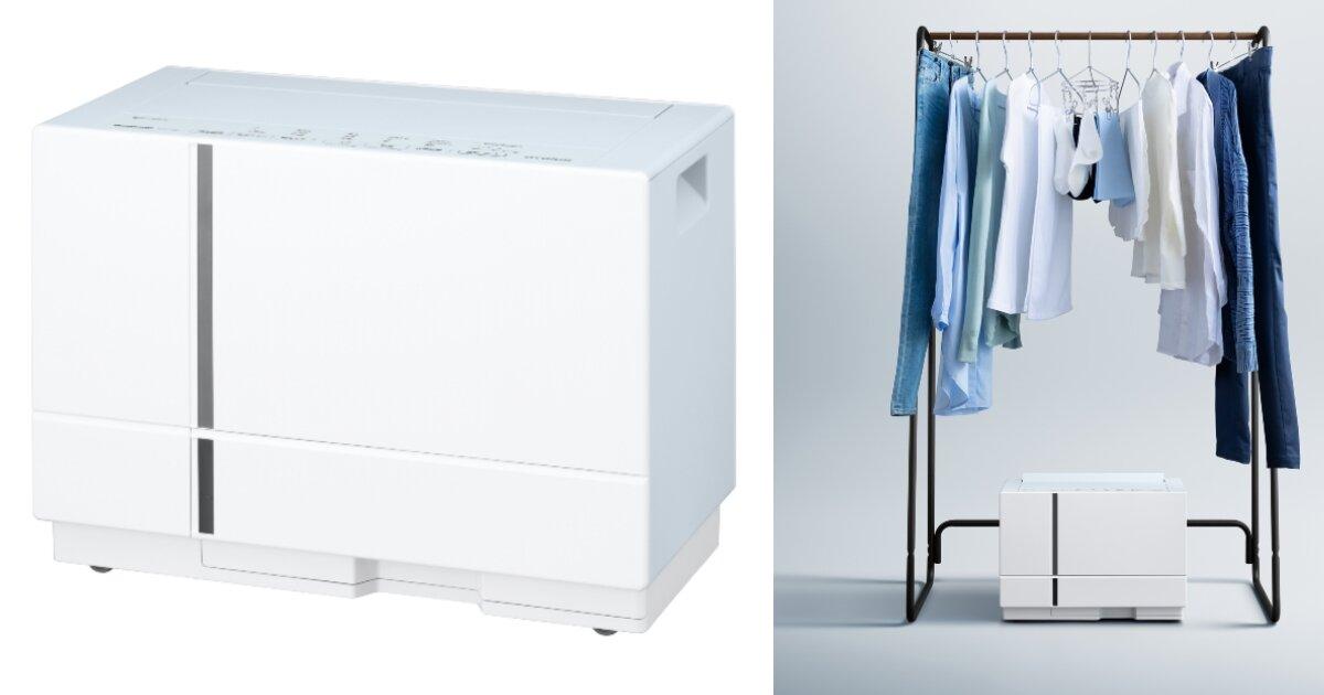 パナソニック,衣類乾燥除湿器