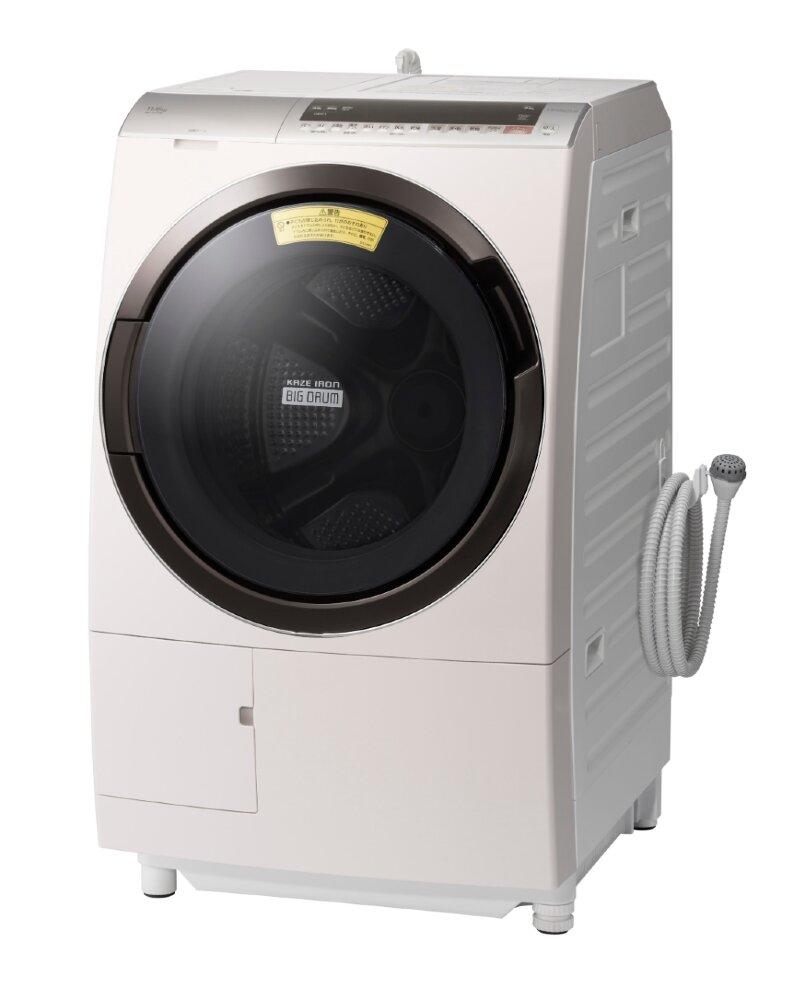 日立洗濯乾燥機,ヒートリサイクル 風アイロン ビッグドラム