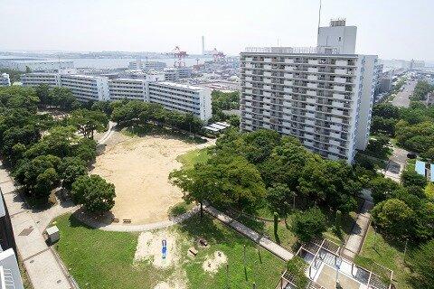 UR賃貸住宅,南港しらなみ