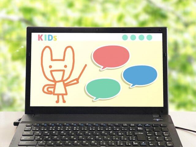 子ども,動画学習