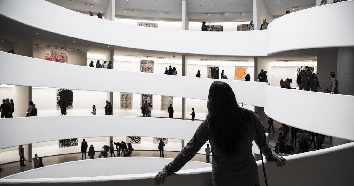 グッゲンハイム美術館,Google Arts & Culture