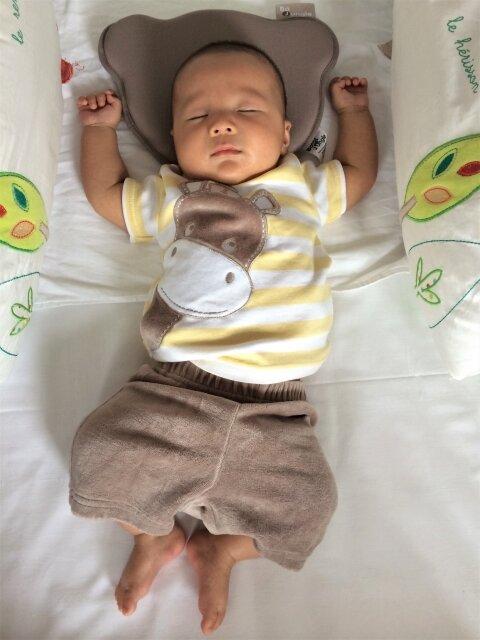 赤ちゃん,夏の服装