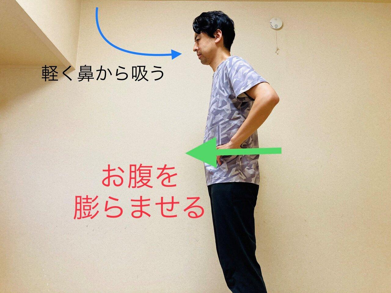 腹筋,片脚立ちエクササイズ