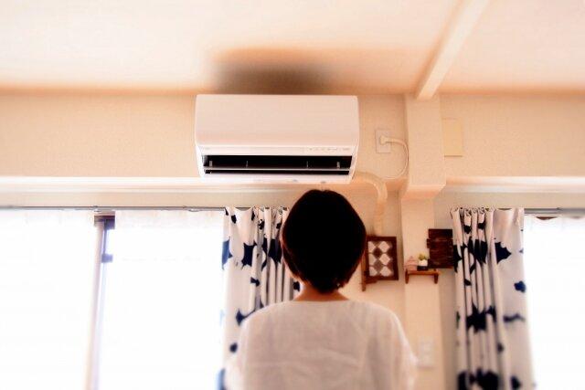 おうち熱中症対策,冷房
