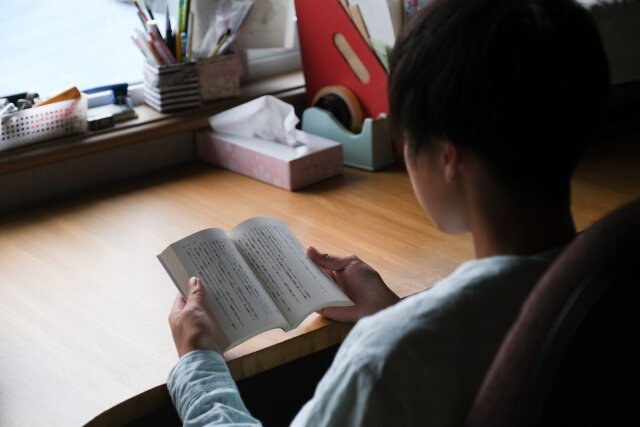 夏休みの宿題,読書感想文