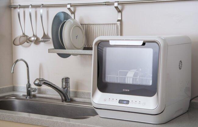シロカ,食器洗い乾燥機