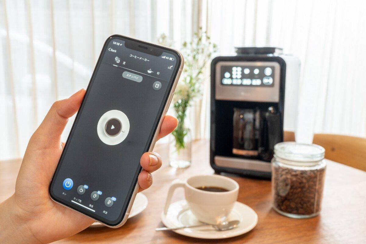 +Style,スマート全自動コーヒーメーカー