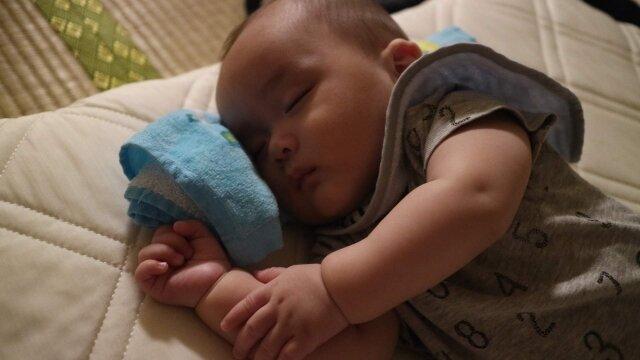 赤ちゃん,昼夜感覚