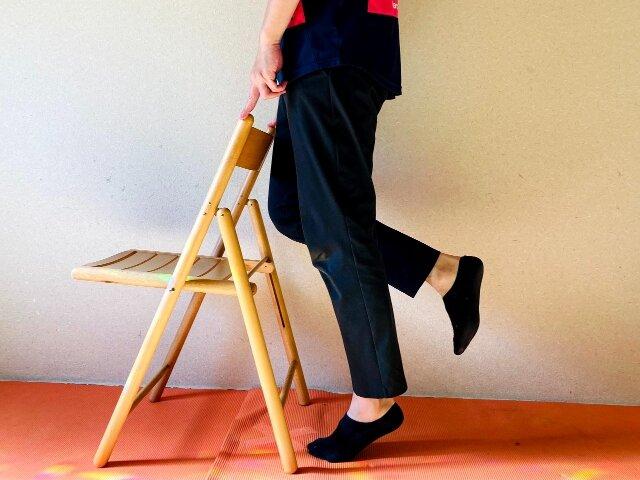 椅子トレーニング,ふくらはぎ