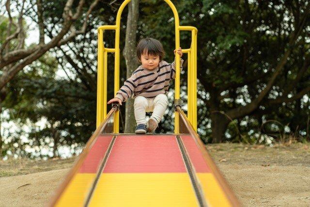 運動不足,公園遊び