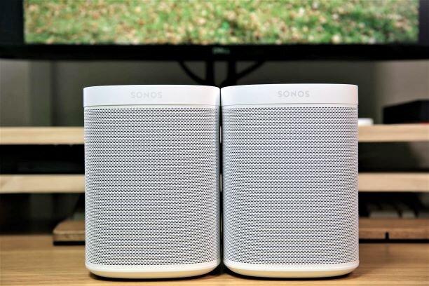 「Sonos One」「Sonos One SL」