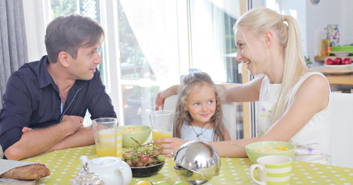 家men,もう一度夫婦で恋しよう,夫婦の時間,朝食
