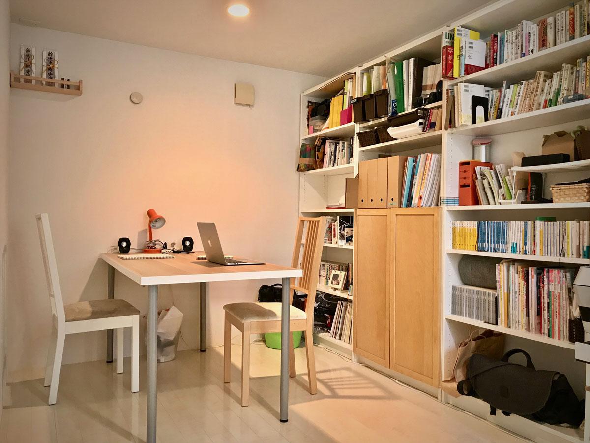 家men,男の居場所,第6回,シェアオフィス,テーブル