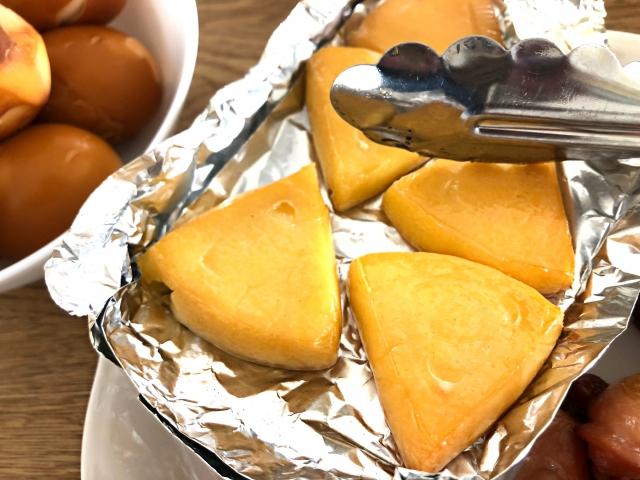 燻製チーズ,6Pチーズ,【燻製食材まとめ】家で作りたい燻製のおかず・おつまみの燻製食材はコレだ!