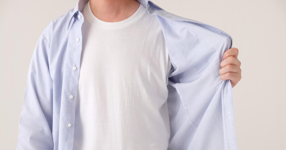 家men,ワイシャツ,インナー,肌着