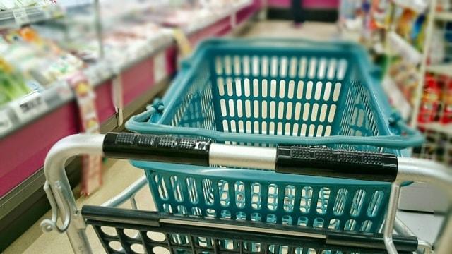 買い物,スーパー,レジ,献立,考える家事