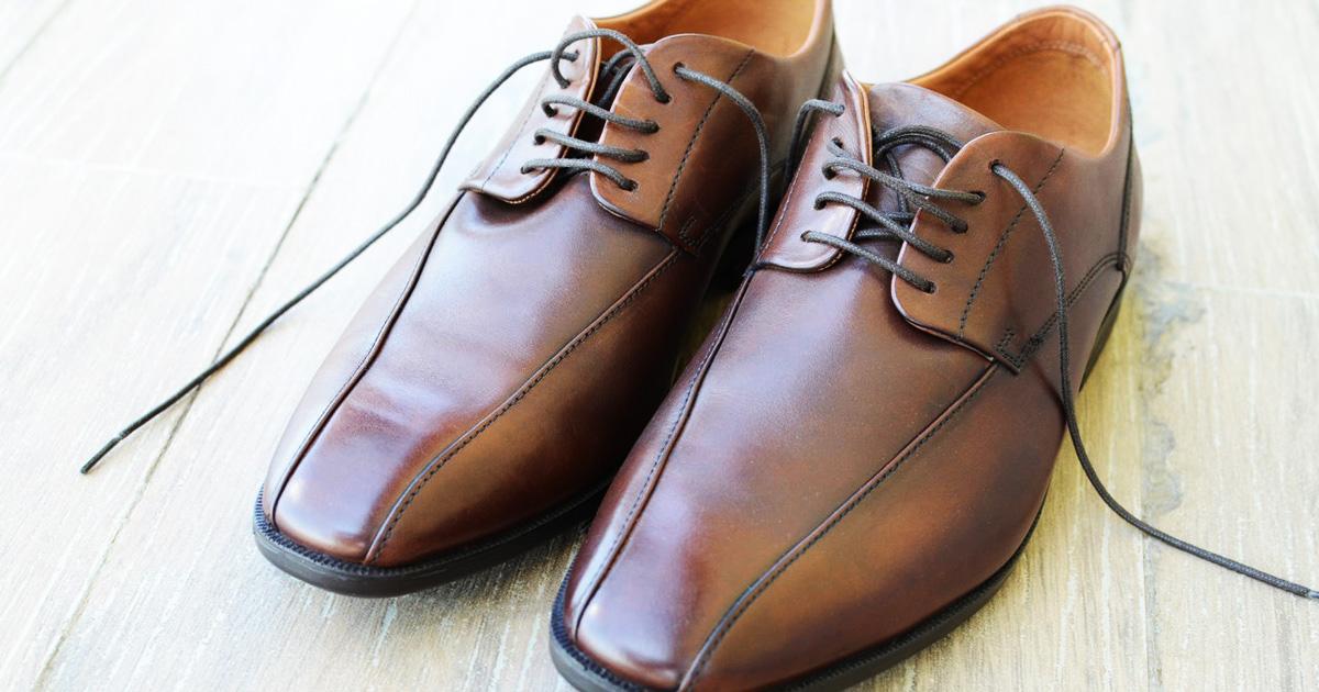 家men,靴磨き,飯野高広,靴のお手入れ,ワックス,革靴
