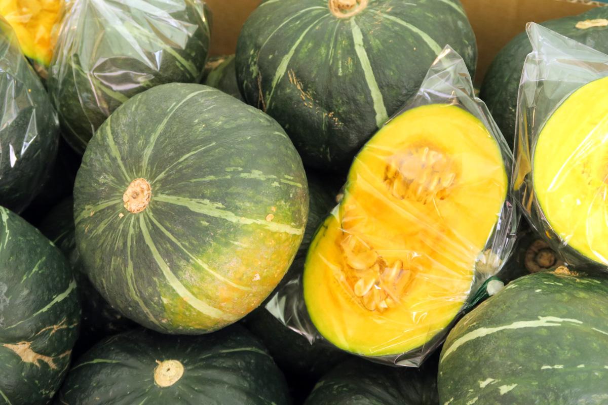 家men,旬八,野菜,かぼちゃ