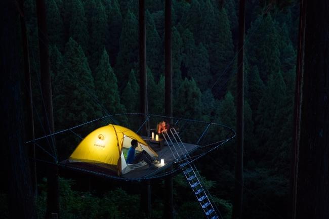 TreePinicAdventure IKEDA