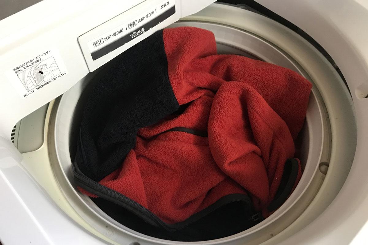 洗濯ハカセ,第22回,冬の洗濯失敗,家men