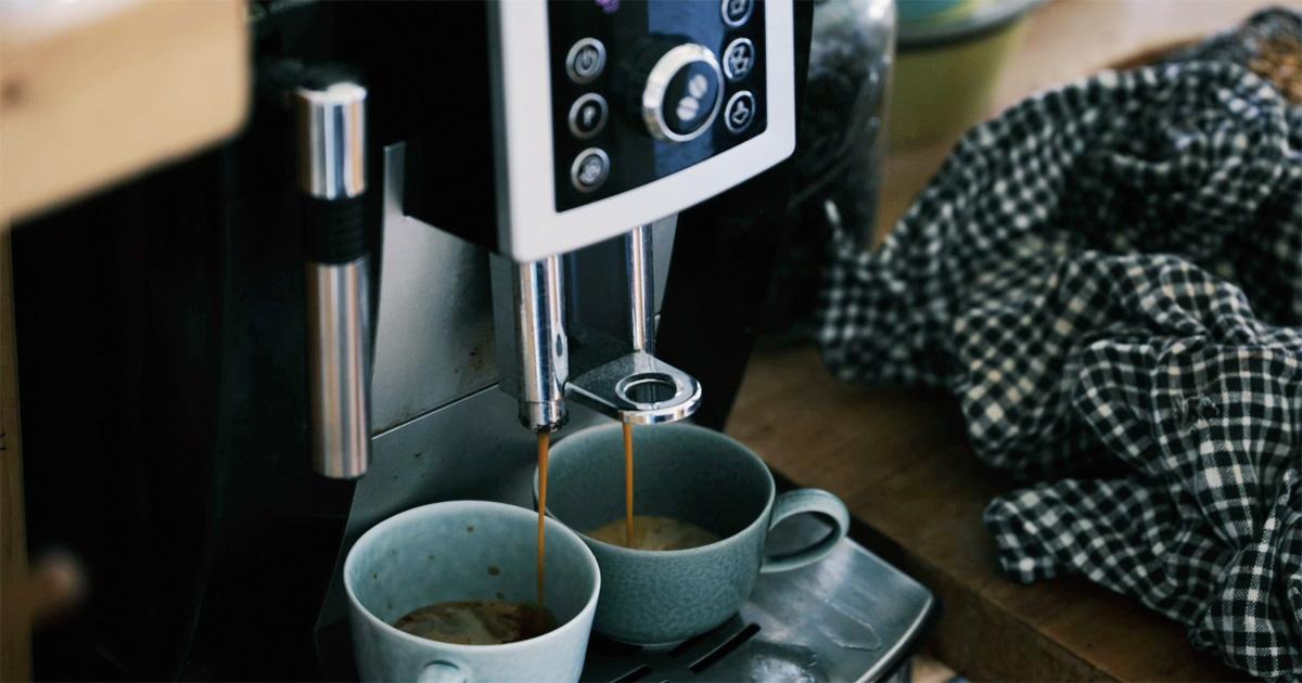 コーヒー,道具,デロンギ,コンパクト全自動エスプレッソマシン,家men