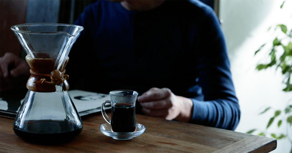 コーヒー,道具,CHEMEX(ケメックス ),6カップビンテージタイプ,家men