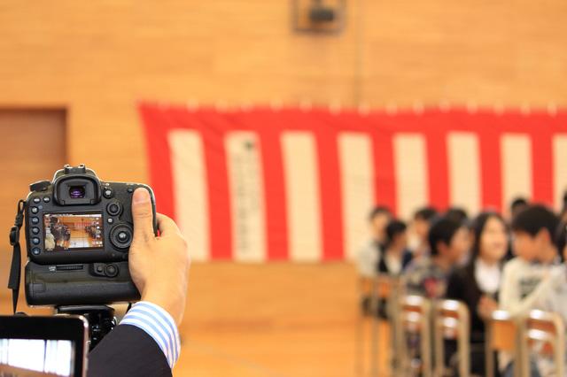 入学式,入園式,カメラ,撮影,タイミング,テクニック,家men