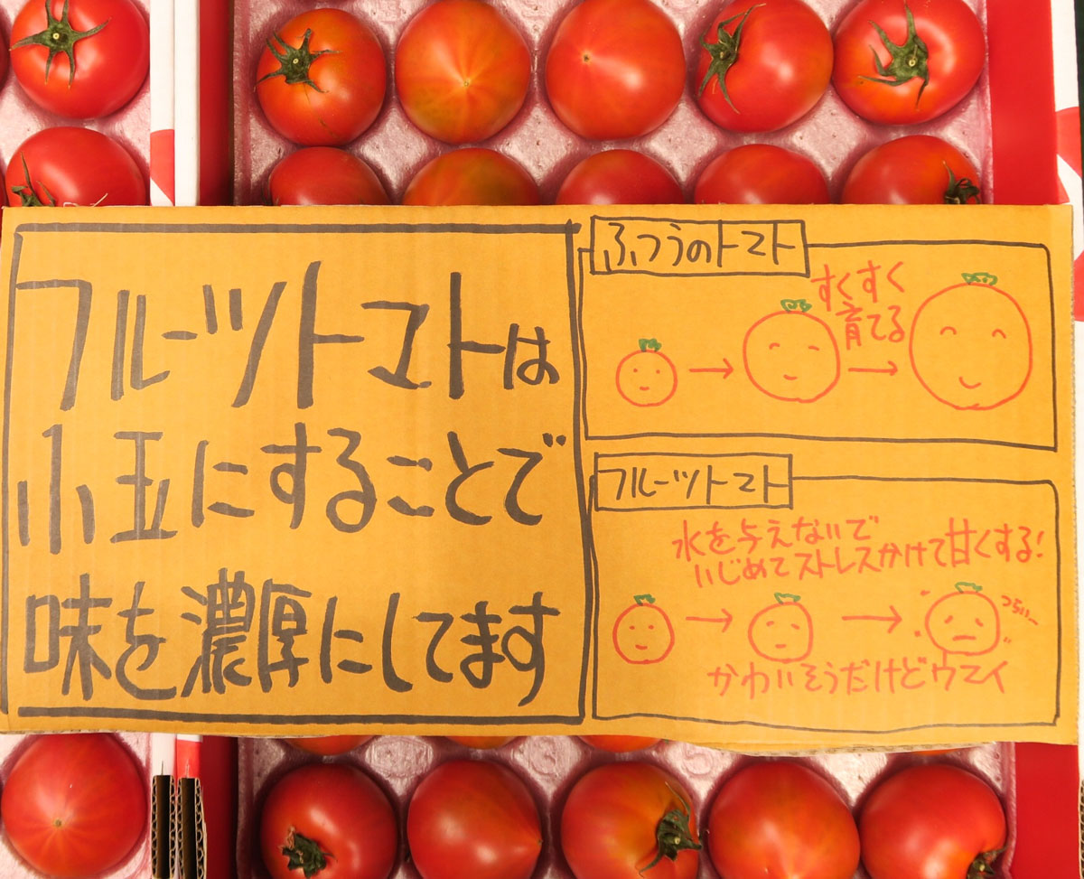フルーツトマト,豆知識,選び方,保存方法,レシピ,旬八,家men