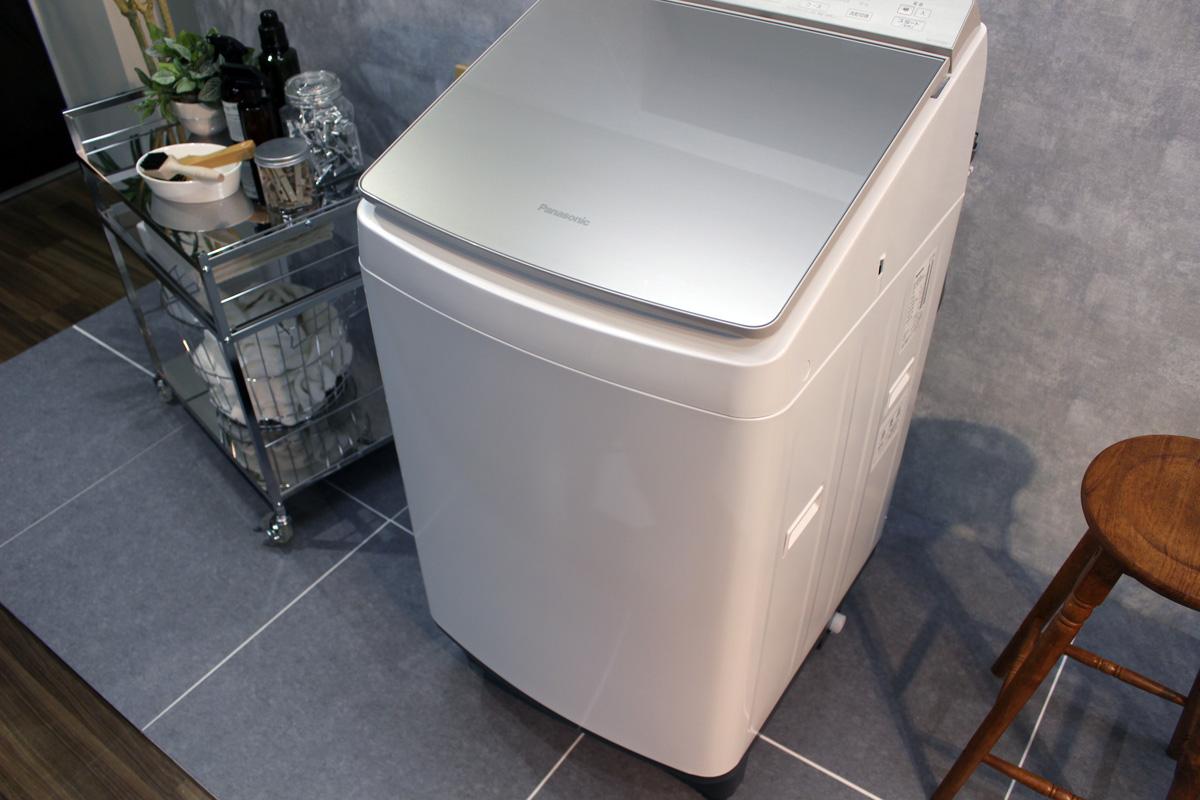 パナソニック,縦型洗濯乾燥機ドラム式,洗濯のコツ,家men
