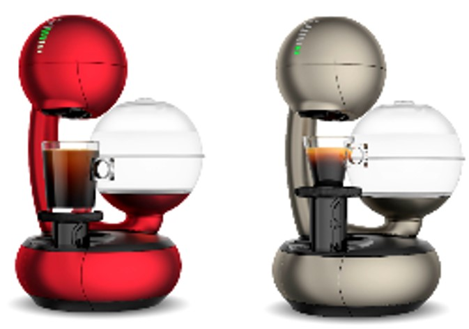 ネスカフェ ドルチェ グスト,エスペルタ,カプセル式コーヒーマシン,コーヒー,家men