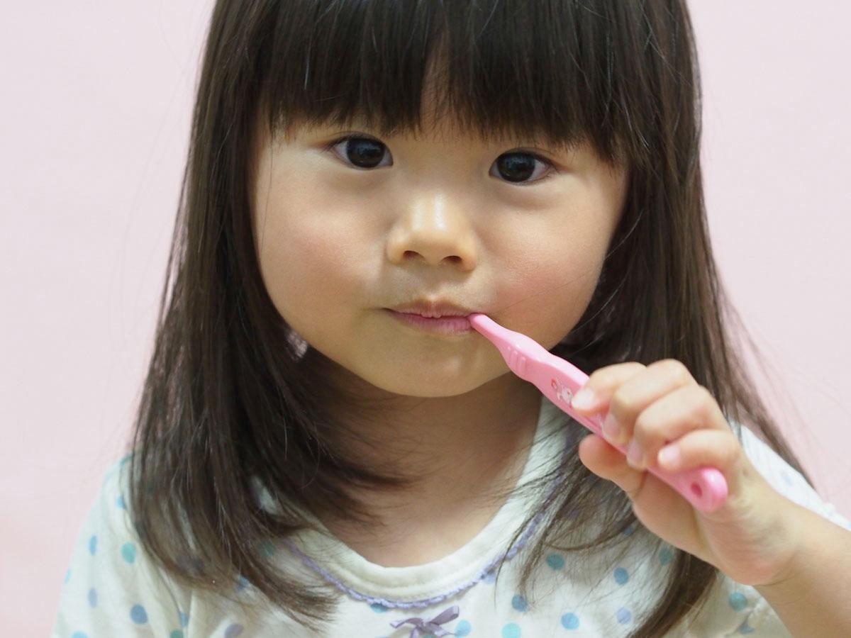 歯磨き,仕上げ磨き,コツ,子ども,家men