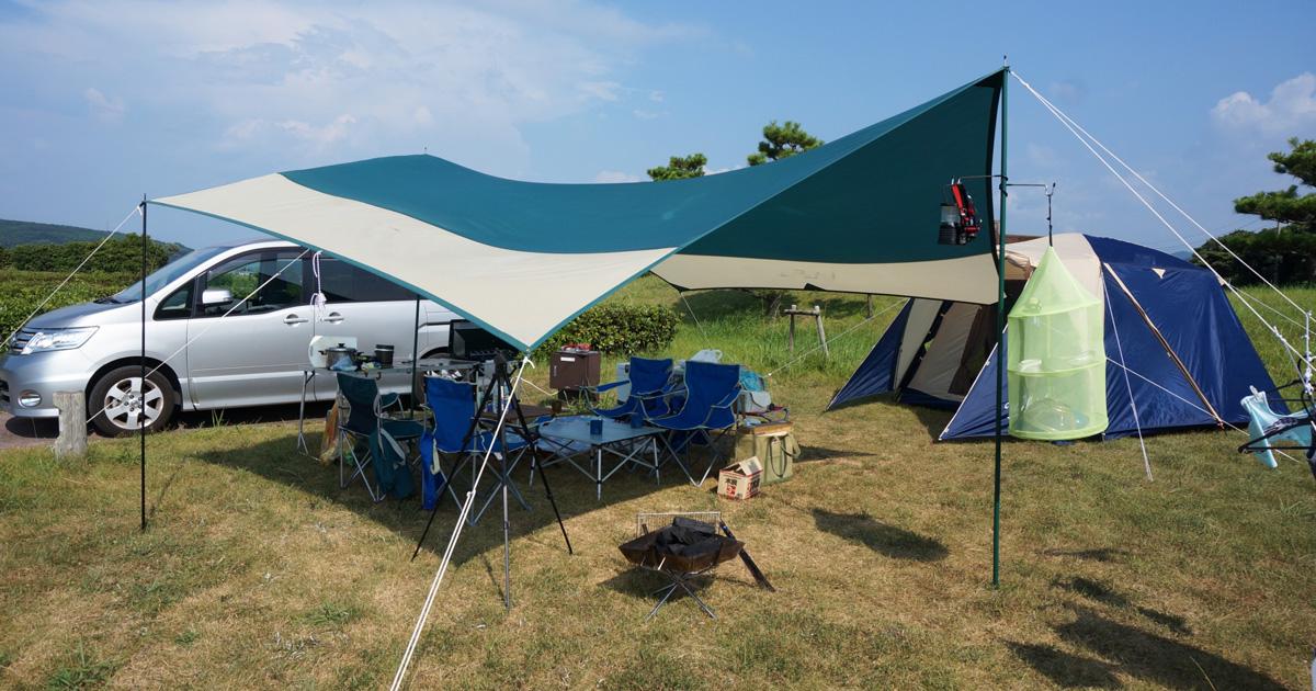 家men,男の趣味活,オートキャンプ,テント設営