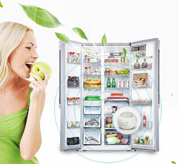 家men, Guardian Angle Ⅰ,冷蔵庫, 細菌除去,オゾン,リステリア菌