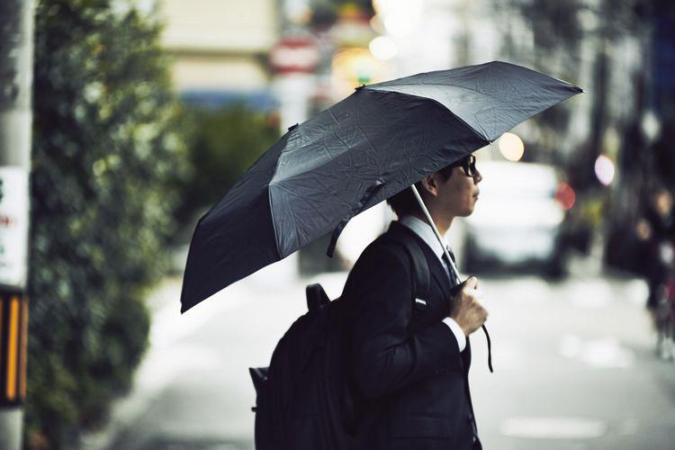 家men,折りたたみ傘, Sharely