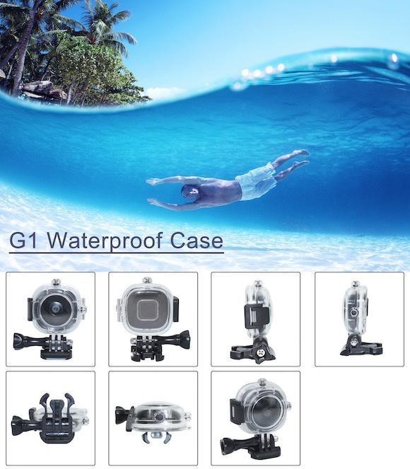 家men,どこでもアクションカメラ,水中撮影