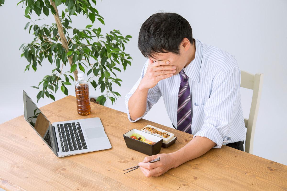 家men,テレワーク,リモートワーク,ストレス