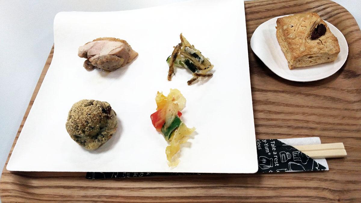 SHOWA,オリーブオイルライトテイスト,かき揚げ,野菜の素揚げ,節約,食品ロス,非常食,備蓄食材,活用レシピ,家,men,料理