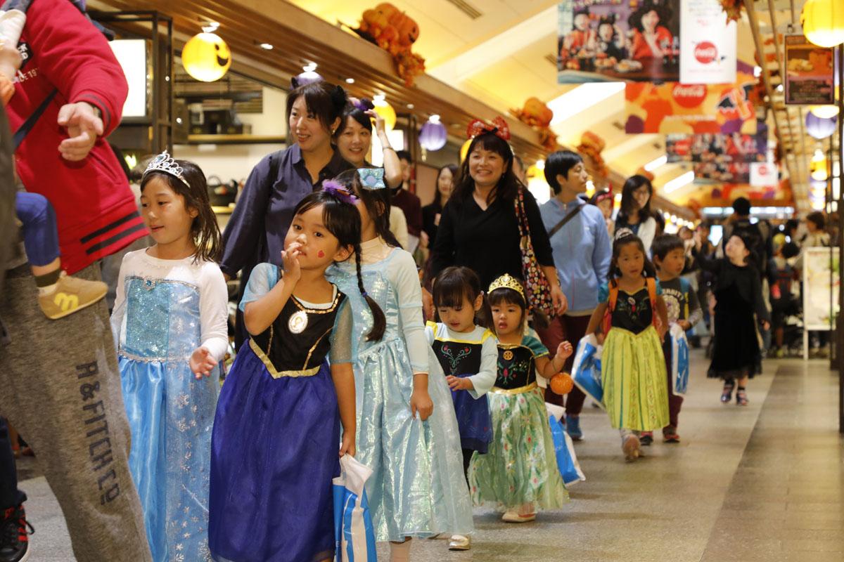 10月,お出かけ,イベント,家族,親子,東京スカイツリータウン,ハロウィンイベント