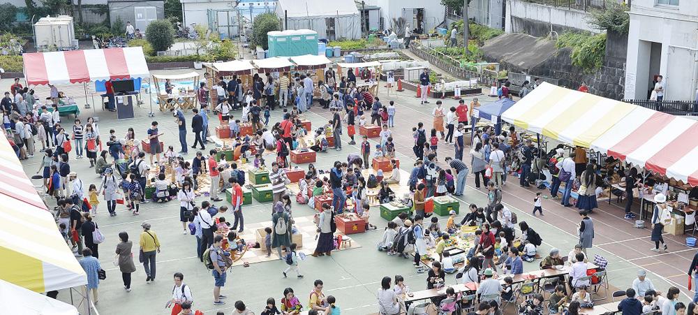 10月,お出かけ,イベント,家族,親子,東京おもちゃ美術館,東京おもちゃまつり2019