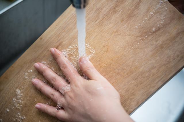 家men,木製まな板,お手入れ,取り扱い方
