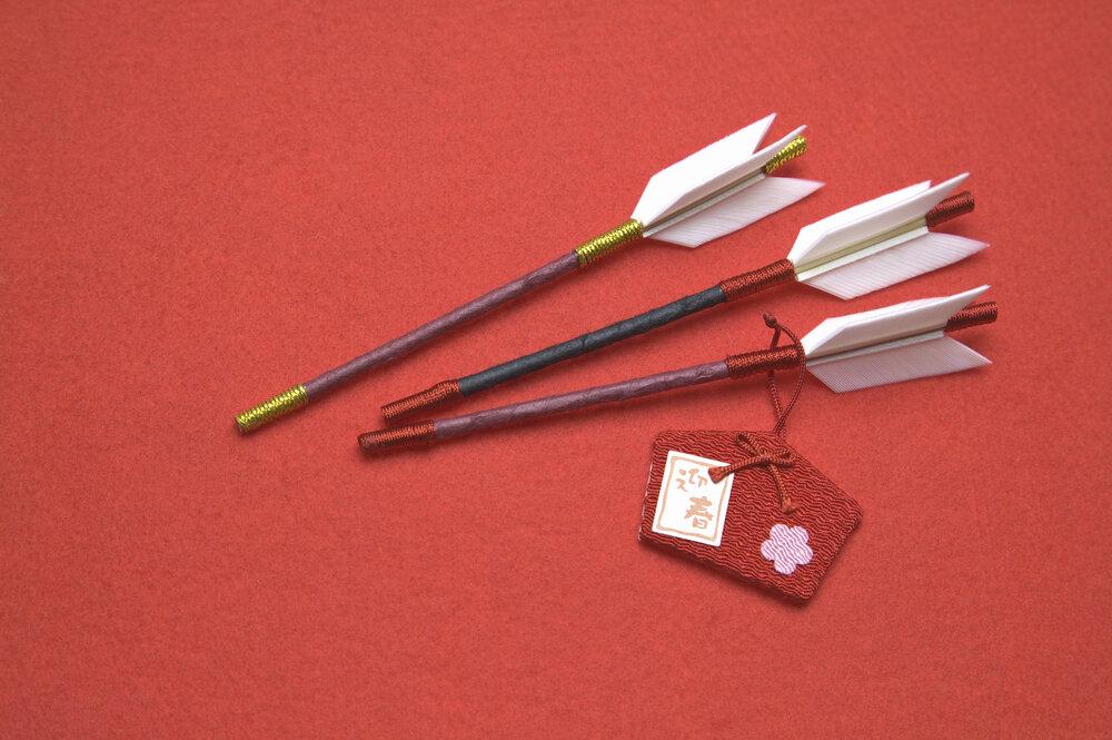 正月の風物詩「破魔矢」とは 飾る向きや処分方法も紹介