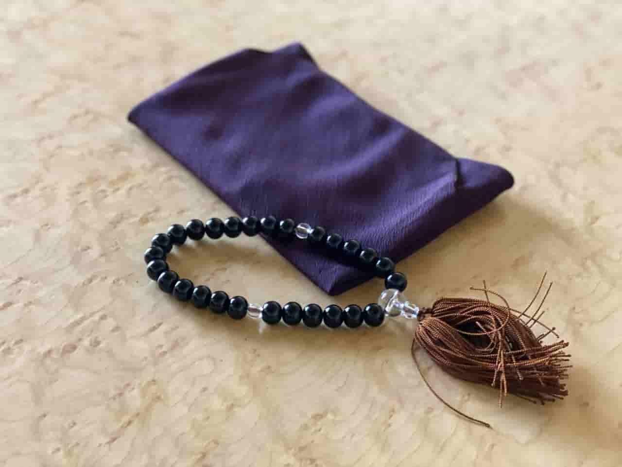 数珠と袱紗