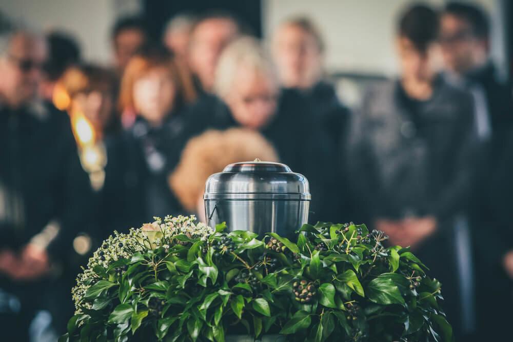 の 夢 葬式