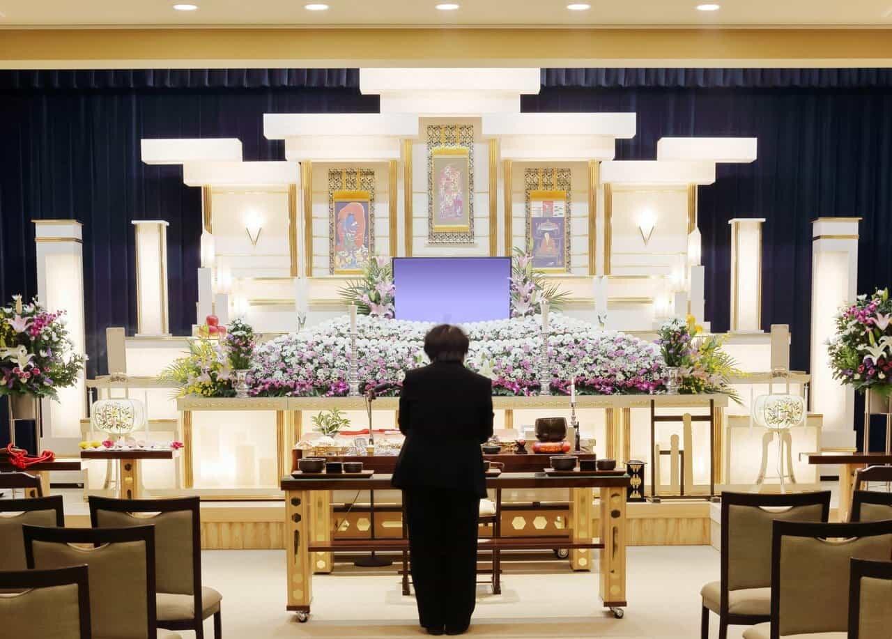 葬儀と参列
