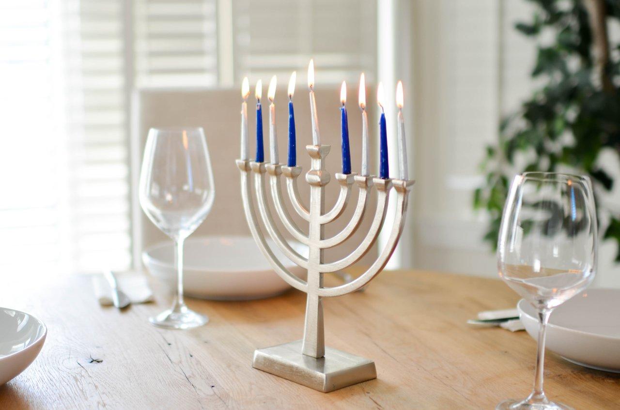 ユダヤ教のキャンドル