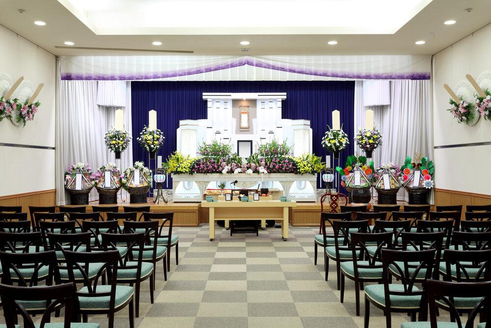 葬儀の会場