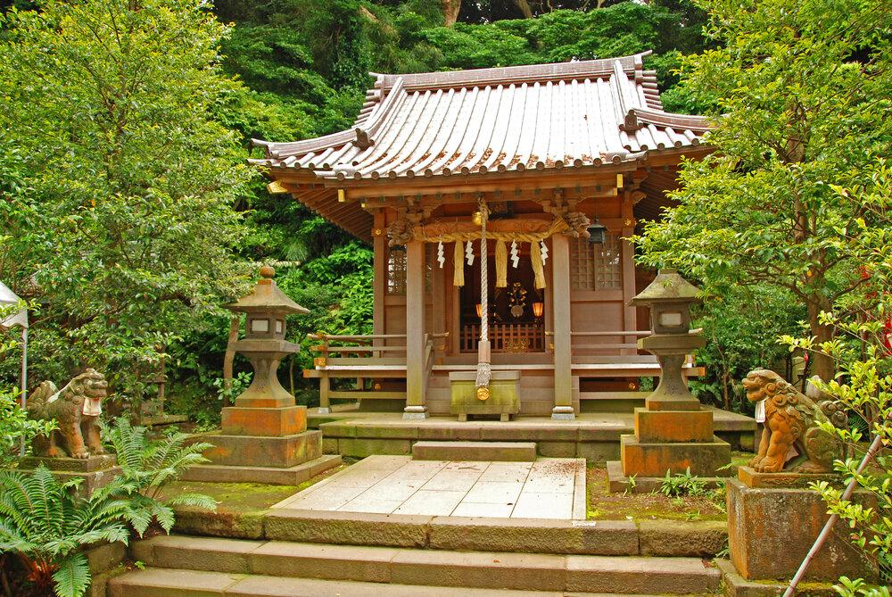 神社の様子